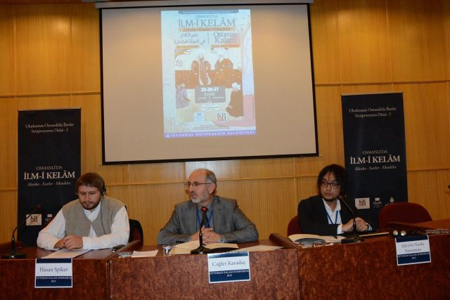 Hasan Spiker Presents Original Research in Ottoman Kalam Conference