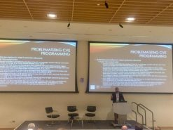 Professor Naved Bakali invited to speak at the Understanding Extremist Violence in the Middle East and Beyond Symposium